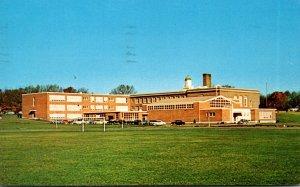 Massachusetts Auburn High School 1958
