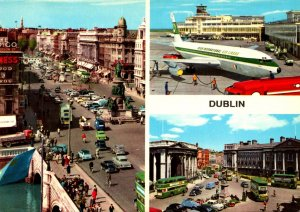 Ireland Dublin Showing Airport and More