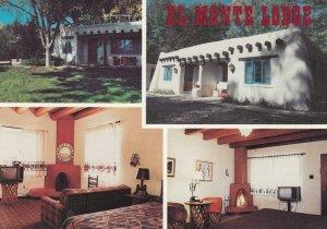 TAOS , New Mexico, 50-60s; El Monte Lodge, 4-views