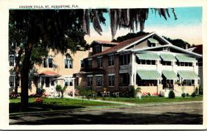 Florida St Augustine St George Hotel Curteich