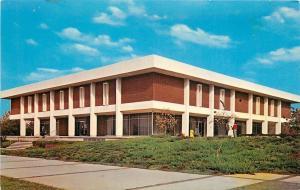 Wentworth North Carolina~Rockingham Community College~1969 Postcard
