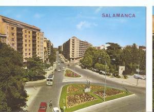 Postal 045510 : Salamanca. Plaza de España