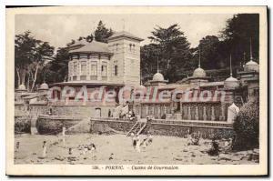 Postcard Ancient Pornic Casino Gourmalon