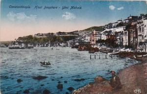 Turkey Constantinople Haut Bosphore Yeni Mahale