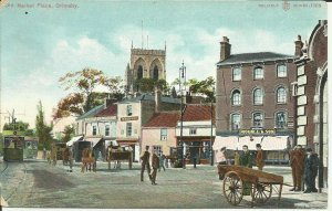 Old Market Place, Grimsby
