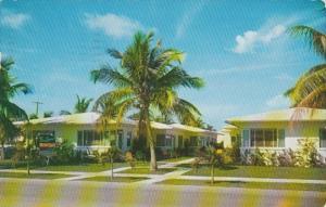 Florida West Palm Beach Par Quana Motor Court 1966