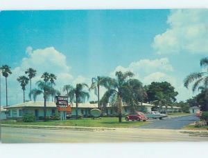 Pre-1980 OLD CARS & TAMIAMI MOTEL Bradenton Florida FL ho4674