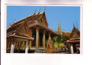 Pra-Uposatha of The Emerald Buddha Temple, Bangkok, Thailand
