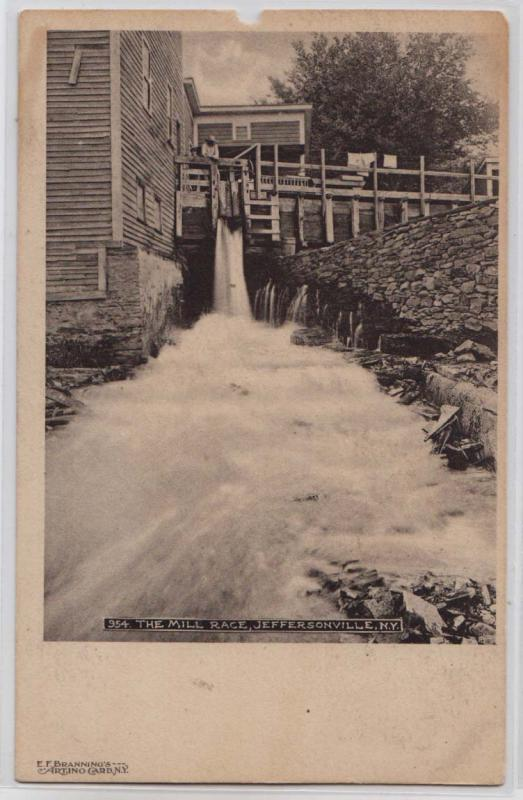 The Mill Race, Jeffersonville NY