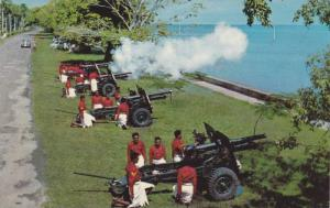 Royal Salute , Fiji Military Force , 40-60s