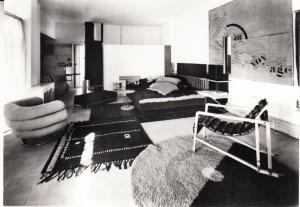 Living Room - Eileen Gray Interior