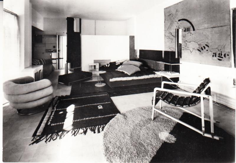 Living Room - Eileen Gray Interior