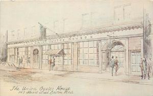 massachusetts  Boston, The Union Oyster House, 143 Stuart Street