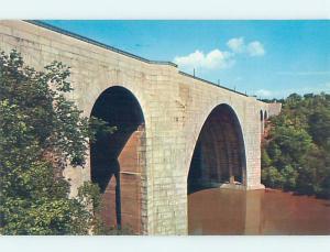 Unused Pre-1980 BRIDGE SCENE Rochester New York NY H7938