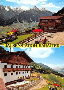 Neustift Jausenstation und Ausflugsort Renalter Terrace Mountain