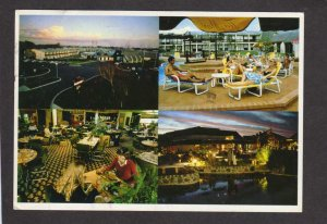 NZ Travelodge Hotel Motel Airport Auckland New Zealand nr Australia Postcard