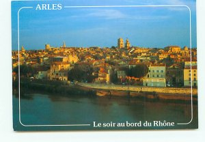Aerial View Arles Cloitre Trpphime France