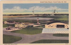 Airport , GRAND FORKS , North Dakota , 30-40s