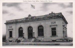 Texas Gainesville United States Post Office