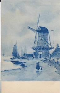 Windmill ; , Netherlands, 00-10s
