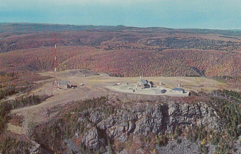 CARLETON , Quebec , Canada , 1950-60s ; CHAU-TV Station