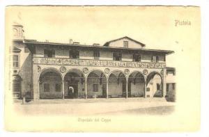Ospedale Del Ceppo, Pistoia (Tuscany), Italy, 1900-1910s