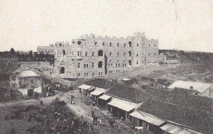 Jerusalem , Israel , 1900-10s ; German Catholic Hospice