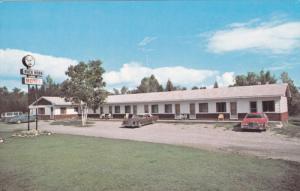 Buck Horn Motel, South Bay Mouth, Ontario, Canada, 40-60s