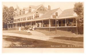 New Hampshire  Fitzwilliam Depot,  , Laurel Lake Inn , RPC