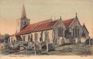 Brading Church I.W. kirche eglise