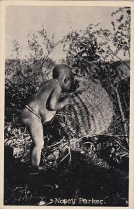 AFRICA, 1900-1910´s; Nosey Parker, Little Boy