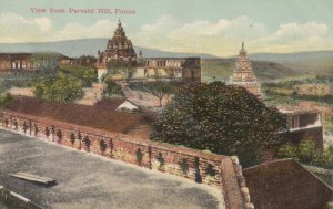 POONA , India , 00-10s ; View from Parvatti Hill