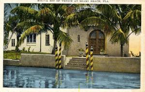 FL - Miami Beach. A Bit of Venice
