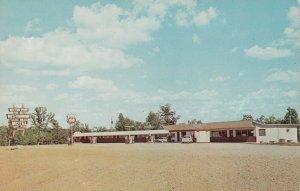 HARDY , Arkansas , 50-60s ; Motor Port Motel & TRUCK STOP