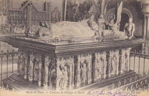 France Musee de Dijon Tombeau le Hardi 1905