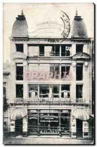 Old Postcard Store Martin Mujanay