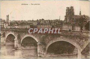 Postcard Old Orleans Vue Generale