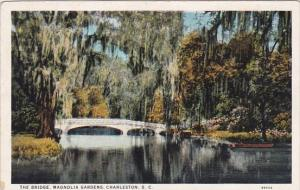 The Bridge Magnolia Gardens Charleston South Carolina