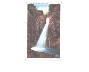 Glen Ellis Water Falls, White Mountains, New Hampshire, Hartman Card & Souven...