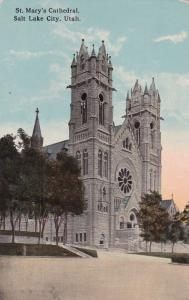 SALT LAKE CITY, Utah; 00-10s; St. Mary's Cathedral