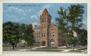 High School Arkansas City KS Unused