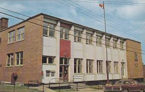Post Office , GLACE BAY , Cape Breton , Nova Scotia , Canada , 40-60s