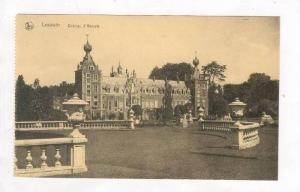 Exterior of Chateau d' Heverle,Belgium 1900-10s