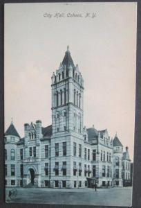 City Hall Cohoes NY P J Shea 9749