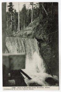 Ketchikan, Alaska, Scene on Ketchikan Creek