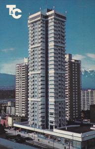 Blue Horizon, Vancouver's Hotel of Distinction, Vancouver, British Columbia, ...