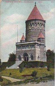 Ohio Cleveland Garfield Memoral