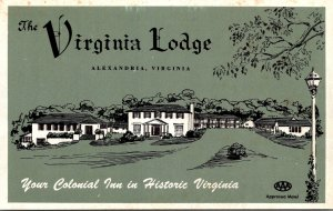 Virginia Alexandria The Virginia Lodge