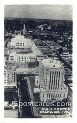 Civic Center - Oklahoma Citys, Oklahoma