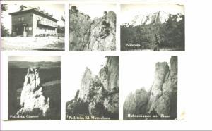Real Photo,   Mountains, Building, Peilstein, Austria